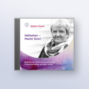 CD Hellsehen Stefanie Menzel