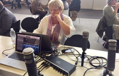 Buchmesse Vorbereitung Podcast