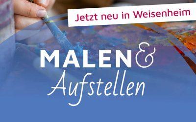 Online-Seminar: Malen und Aufstellen