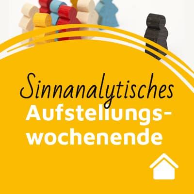 Live-Seminar: Sinnanalytische Aufstellungswochenende | Erkenne und integriere den (un)geborenen Zwilling