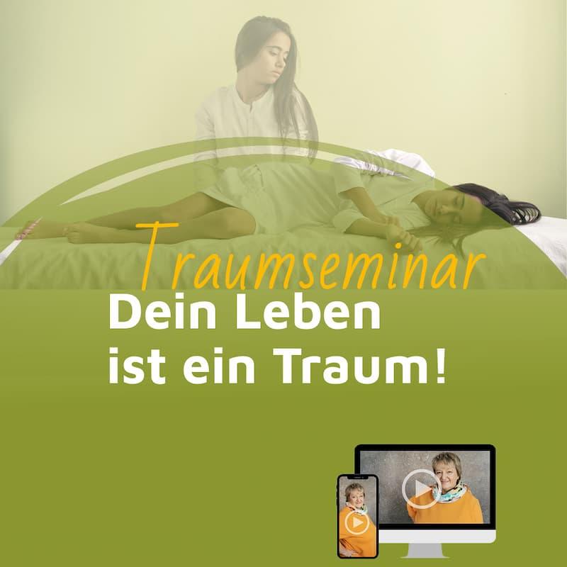 Online-Seminar: Traumseminar – Exklusiv für Heilenergetiker